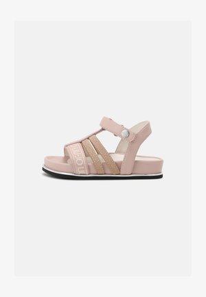 MINI CLEO - Sandals - pink