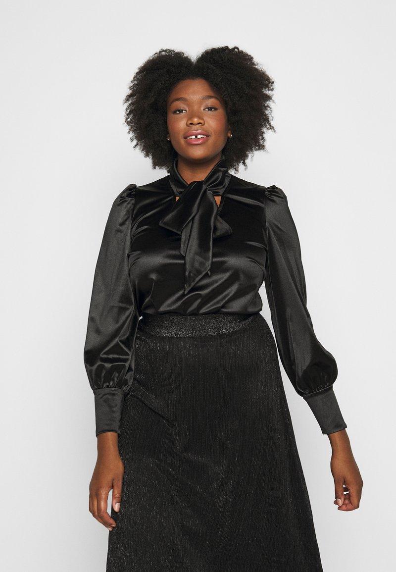 Vero Moda Curve - VMNIMI  - Blouse - black