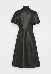 Proenza Schouler White Label - DRESS - Shirt dress - black - 7