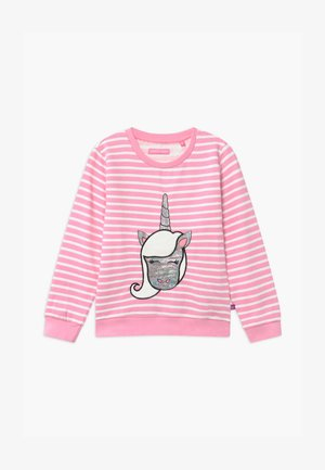 SMALL GIRLS - Sweatshirt - prism pink
