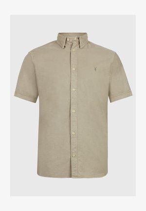 HUNGTINGDON - Overhemd - beige