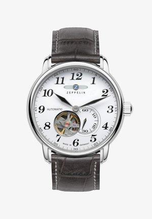 ARMBANDUHR LZ127 GRAF ZEPPELIN OPEN HEART 7666 - Chronograph watch - weiãŸ