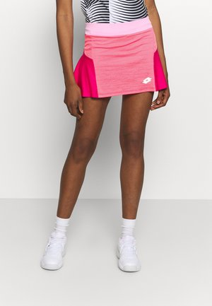 TOP TEN SKIRT - Sports skirt - vivid fuchsia/glamour pink