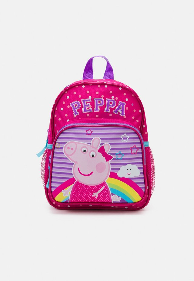 BACKPACK PEPPA MAKE BELIEVE UNISEX - Rygsække - pink