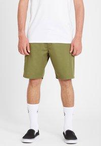 Volcom - FRICKIN  - Shorts - old_mill - 0