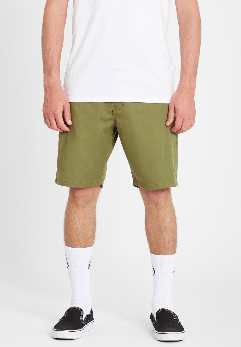 Volcom - FRICKIN  - Shorts - old_mill