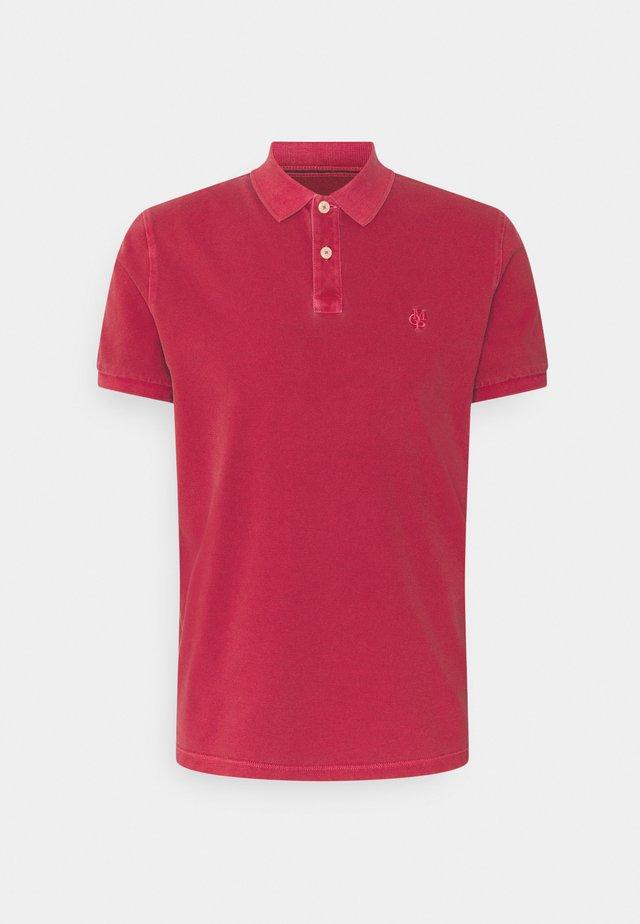 Polo shirt - scarlet