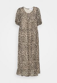 SLFTILDA MIDI DRESS - Day dress - smoke gray