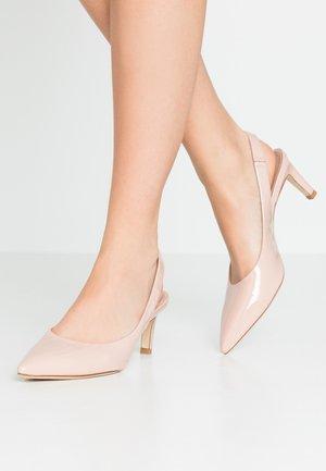 ENNY - Klassiske pumps - rose