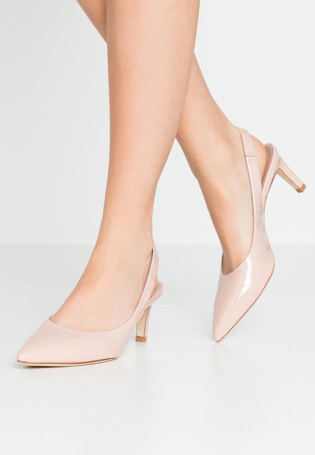 ENNY - Classic heels - rose
