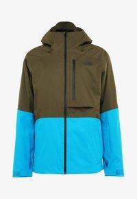 The North Face - SICKLINE - Ski jacket - green - 7