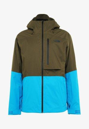 SICKLINE - Ski jacket - green