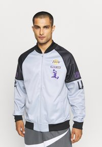 Outerstuff - NBA LOS ANGELES LAKERS SPACE JAM 2 TEAM GAME CHANGER - Club wear - grey - 0