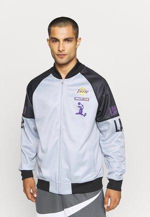 NBA LOS ANGELES LAKERS SPACE JAM 2 TEAM GAME CHANGER - Club wear - grey