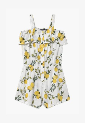 TEEN GIRL LEMON  - Tuta jumpsuit - stroh