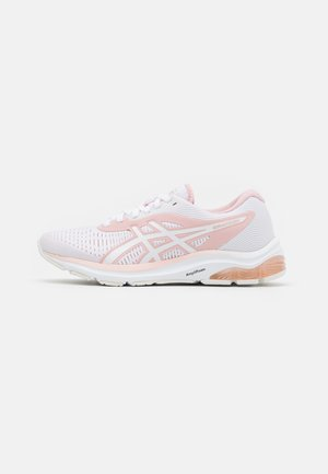 GEL-PULSE 12 - Neutral running shoes - white/ginger peach