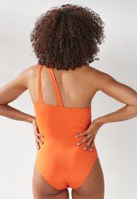 Next - Swimsuit - orange - 2