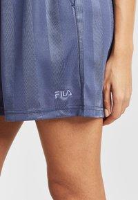 Fila - Shorts - crown blue - 3