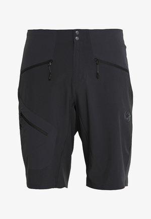 SERTIG SHORTS MEN - Sports shorts - black