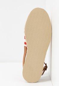 Havaianas - ORIGINE MULE STRAP - Sandals - red/raw - 6