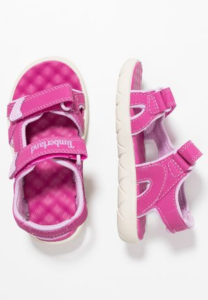 PERKINS ROW 2-STRAP - Chodecké sandály - medium pink