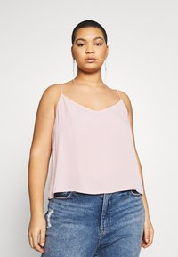 Cotton On Curve - ASTRID CAMI - Top - rose smoke - 0