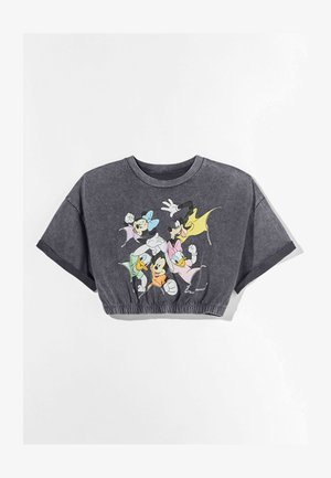 AUS DER DISNEY-FAMILIE  - Print T-shirt - dark grey