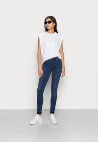 ONLY - ONLROYAL  - Jeans Skinny - dark blue denim - 2