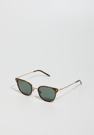 FJÄLLSPIRA - Sunglasses - bark/green