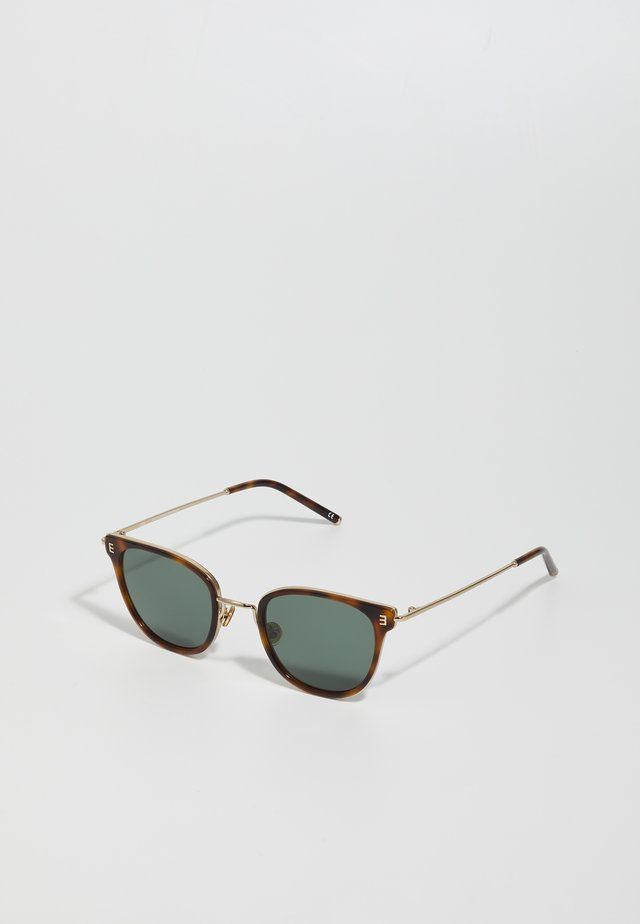 FJÄLLSPIRA - Sunglasses - bark/green
