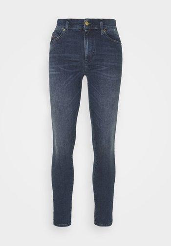 D-ROISIN - Jeans Skinny Fit - washed black