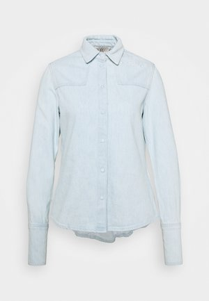 JOCKEY REDRUM - Button-down blouse - light vintage