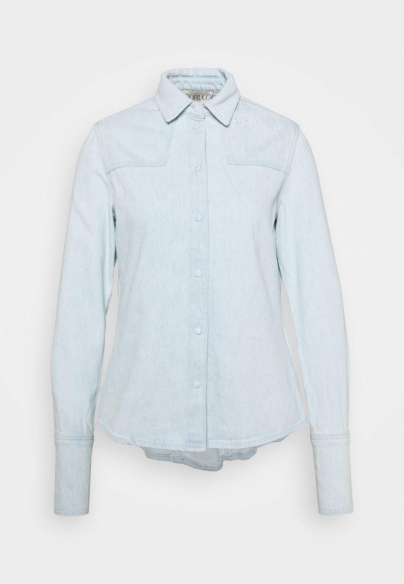 Fiorucci - JOCKEY REDRUM - Camicia - light vintage
