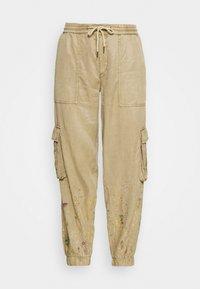 Desigual - PANT BABEL - Pantalon cargo - beige - 5