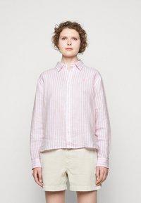 Polo Ralph Lauren - STRIPE - Košile - garden pink - 0