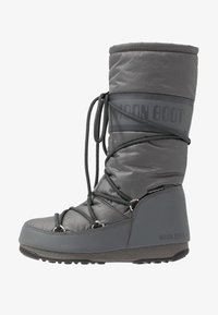 Moon Boot - HIGH WP - Vinterstøvler - castlerock - 1