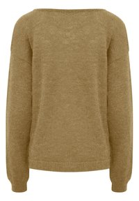 PULZ - PXIRIS SPECIAL FAIR OFFER - Jumper - gothic olive - 7