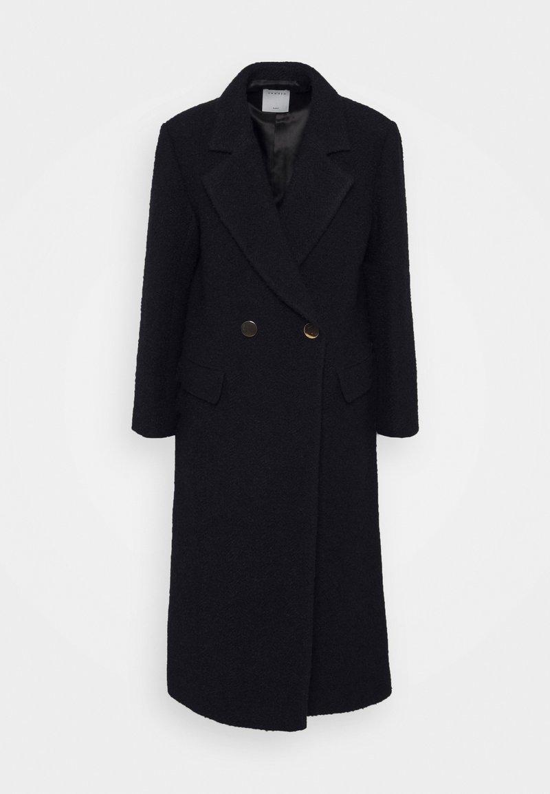 sandro - SERGIO - Classic coat - navy