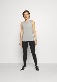 The North Face - GLACIER TANK  - Top - mottled grey - 1