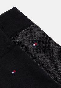Tommy Hilfiger - MEN SOCK 2 PACK - Socks - black - 1