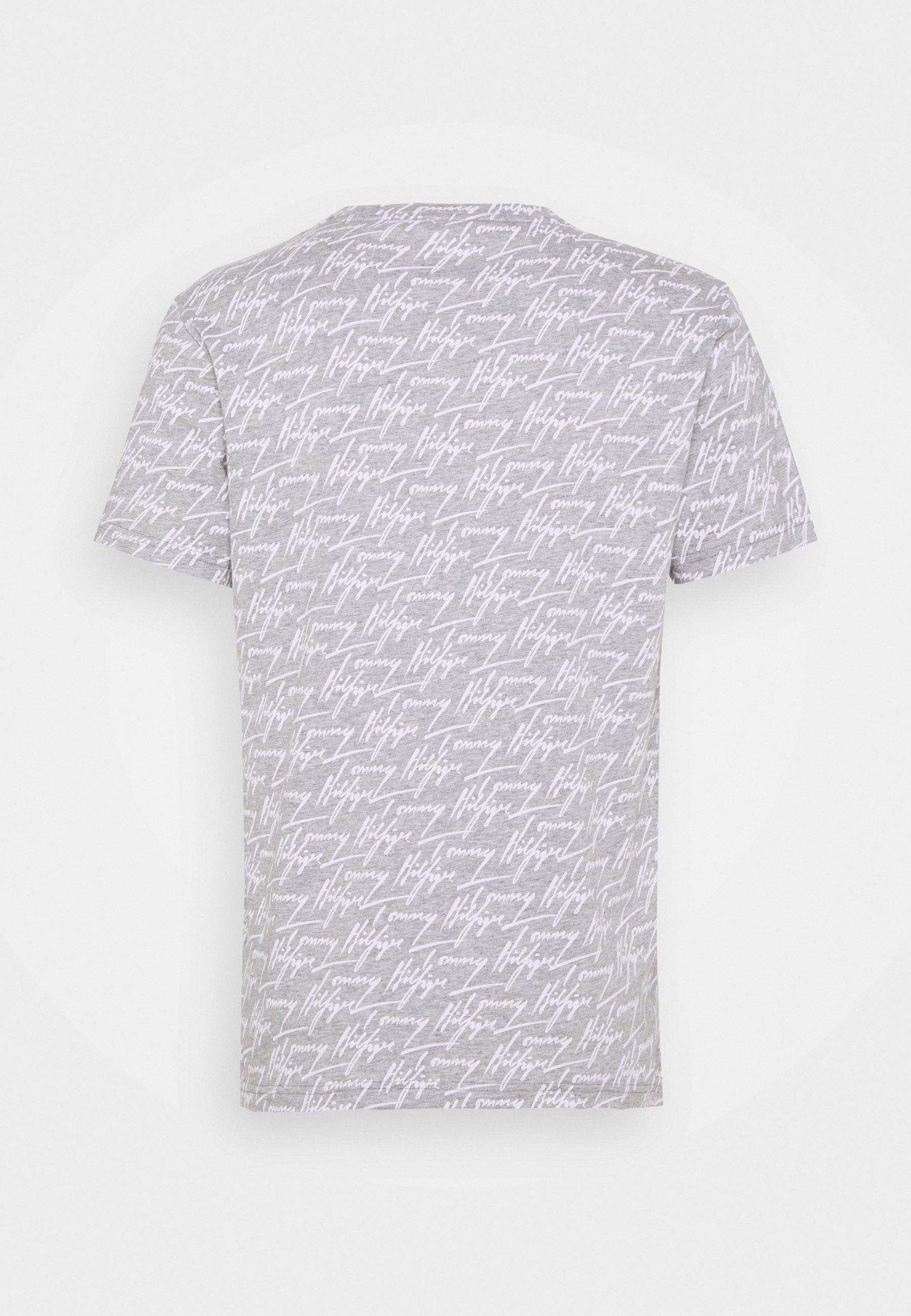 Men TOMMY TEE SIGNATURE - Pyjama top
