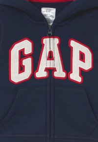 GAP - GARCH  - veste en sweat zippée - navy uniform - 2