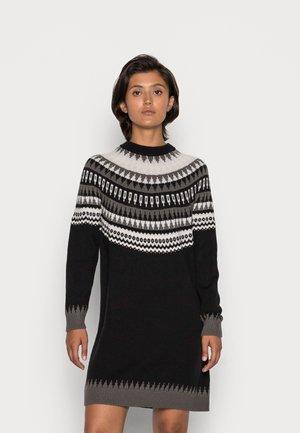 ONLADRIANA DRESS - Jumper dress - black