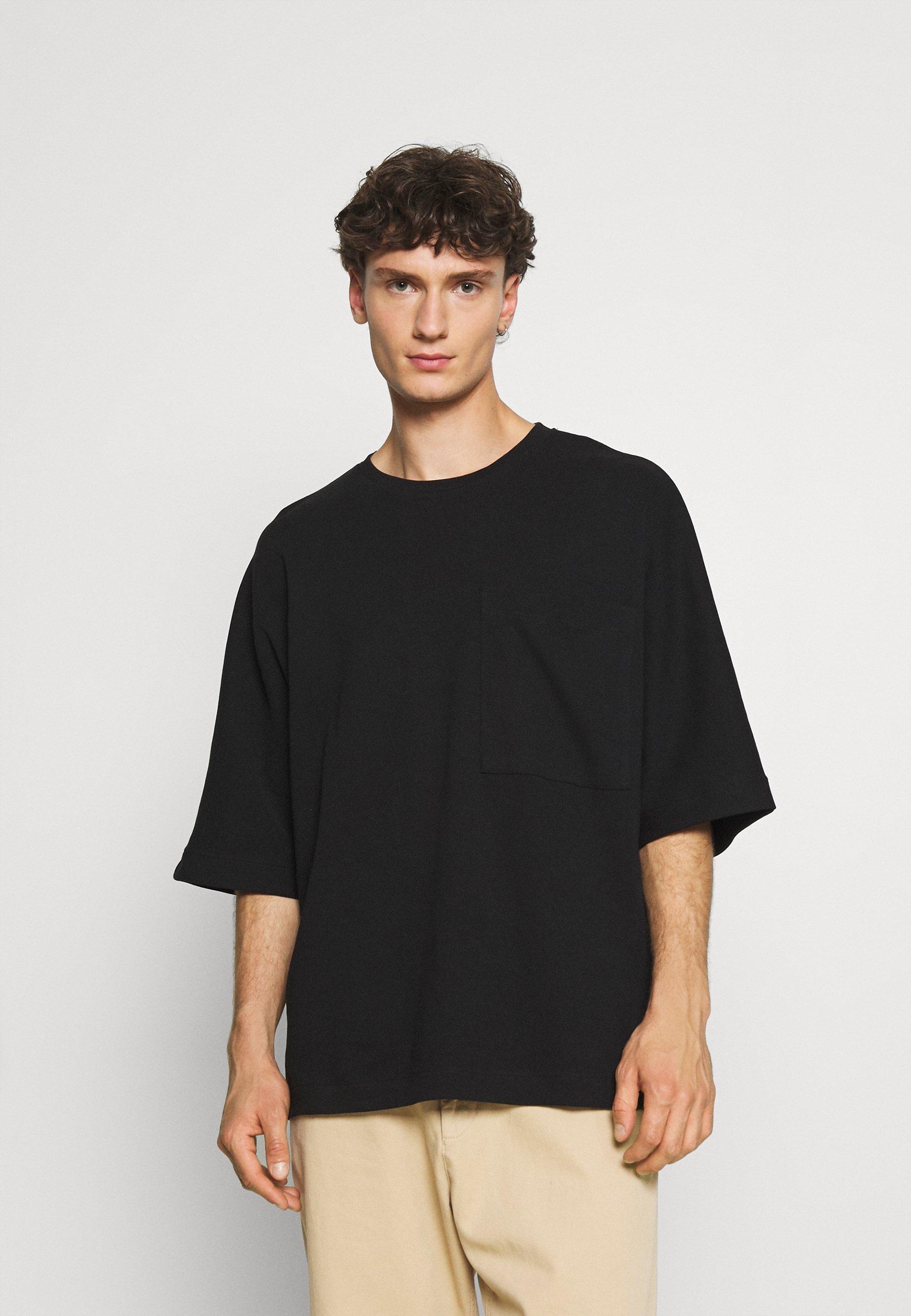 Men OVERSIZED POCKET - Basic T-shirt