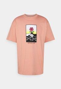 Carhartt WIP - TOGETHER - Print T-shirt - melba - 0