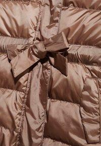 Massimo Dutti - MIT KAPUZE  - Down jacket - brown - 5