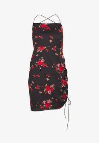 GWEN MINI DRESS - Denní šaty - black