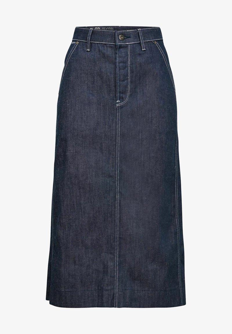 G-Star - Pencil skirt - raw denim
