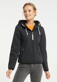 Schmuddelwedda - Light jacket - dunkelgrau melange - 1