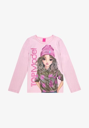 Long sleeved top - partait pink